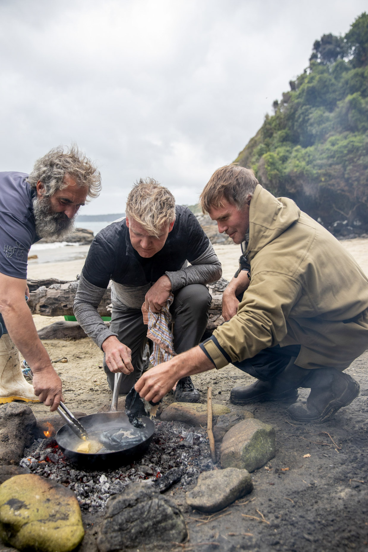 Gordon Ramsay - Unchartered by Nat Geo