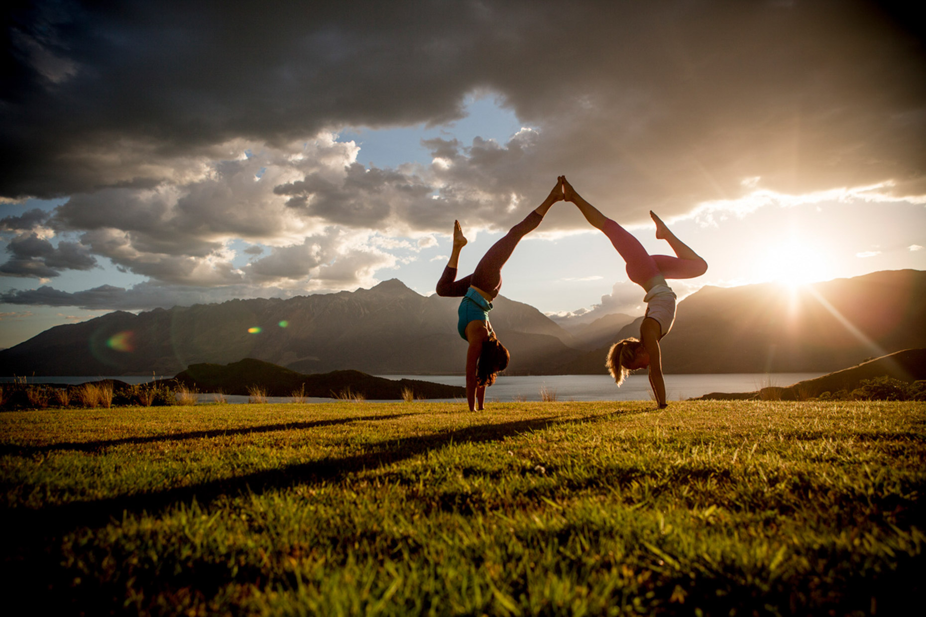 Yoga at Aroha, Queenstown